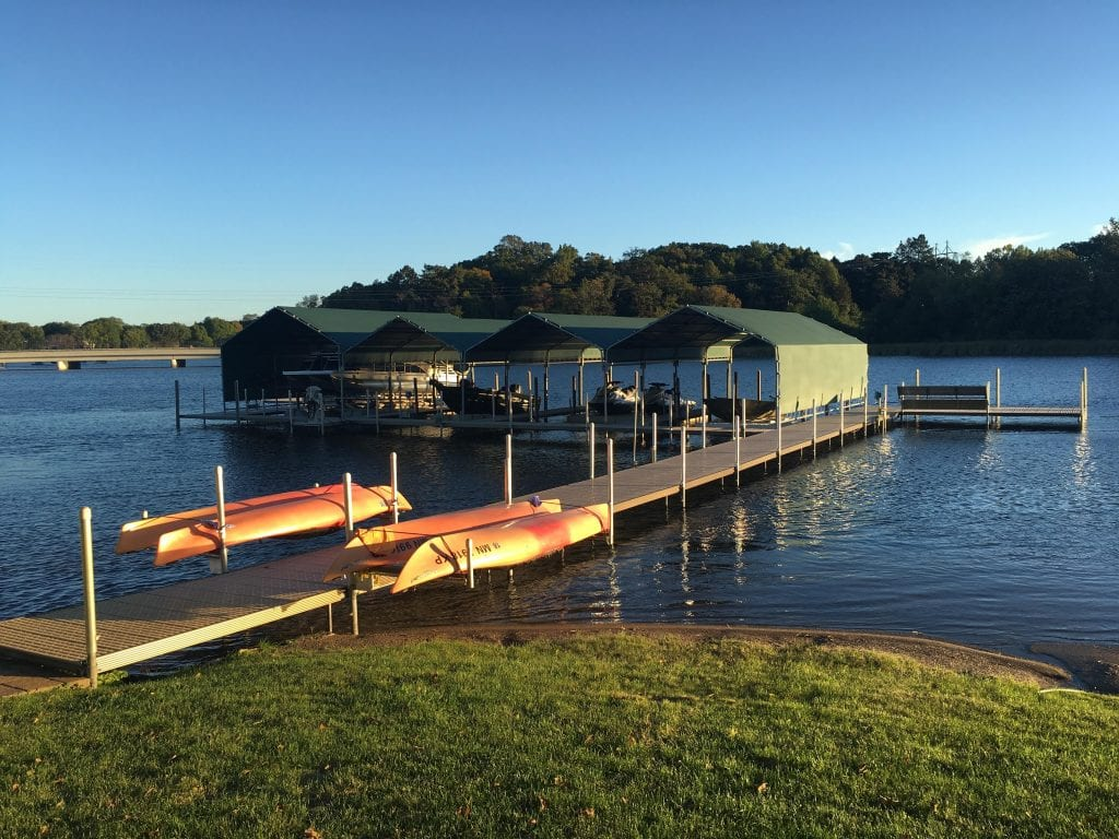Lake Minnetonka Docks, Boat Lifts & Boathouses *Official