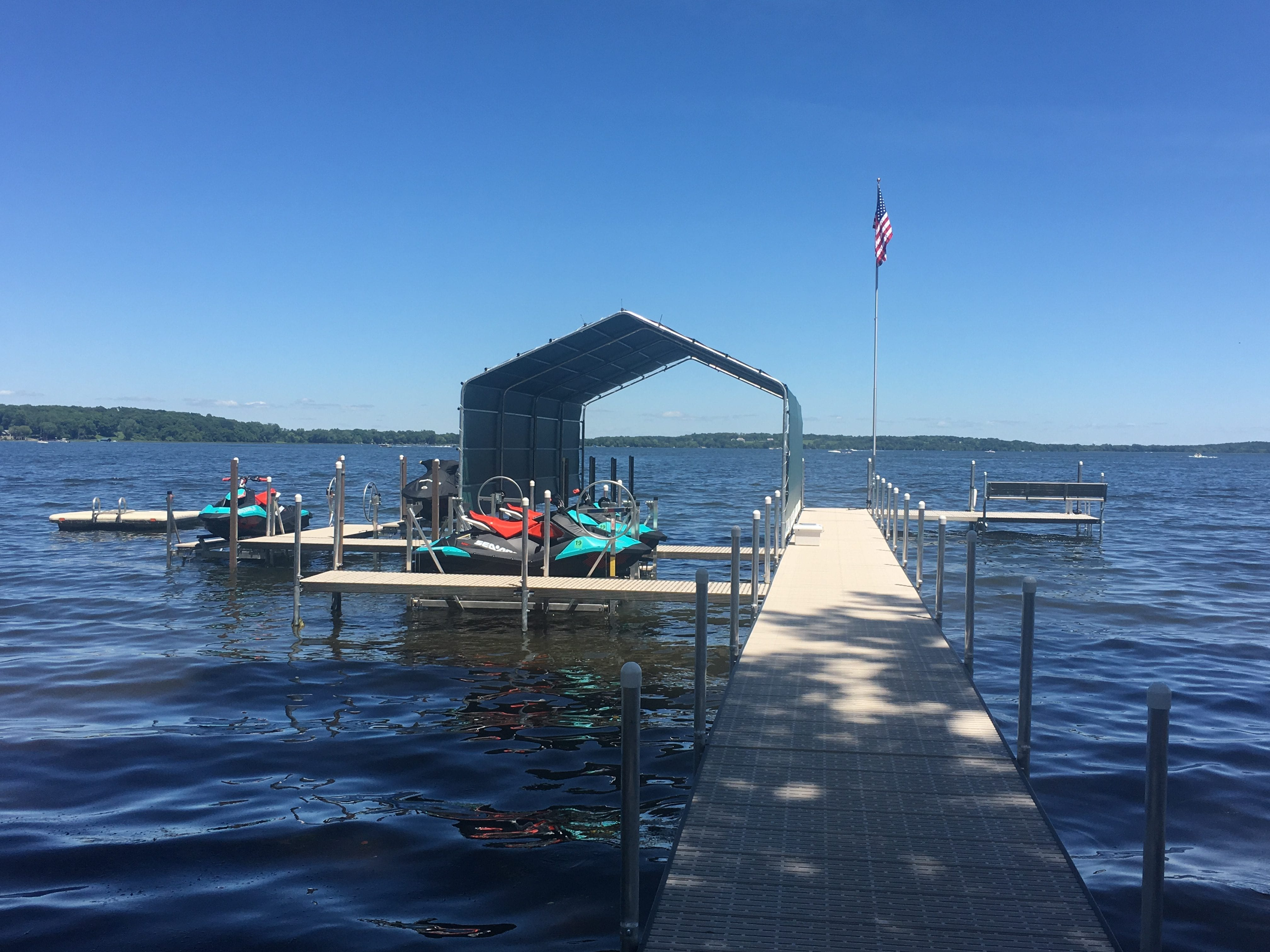 Lake Minnetonka Docks and Boathouses | Niccum Docks *Official*