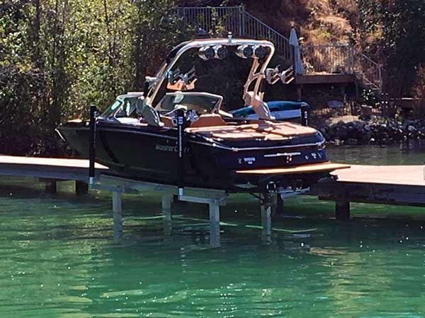 Niccum Boat Lifts By Golden Boat Lifts Tornado Lift